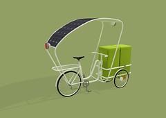 Solar Bin Bike – 2