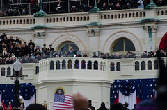 President Obama delivers his address at the 57...