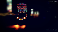 Desi style (ShutterAge) Tags: road afghanistan night truck photography lights driver pakistani flickraward pukhtoon