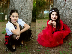 (osnat meidan) Tags: girls red canon dress osnat meidan 60d kidssite