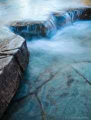 Baghiotiko creek (Christos Andronis) Tags: nature water closeup canon river landscape flow outdoors stream moody quiet turquoise pastel azure peaceful calm greece serene 24105 epirus beautyinnature zagori îïîμî¹ïî¿ï