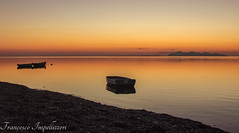 Twilight (Francesco Impellizzeri) Tags: sunset twilight boats seascape landscape trapani sicilia