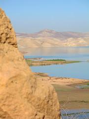 Lake (Ellsasha) Tags: northafrica morocco lake colors colours