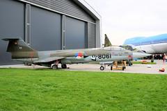 D-8061 (vriesbde) Tags: lelystad aviodrome d8061 lockheedf104gstarfighter lockheedf104g lockheedf104 lockheedstarfighter lockheed f104gstarfighter f104g f104 starfighter