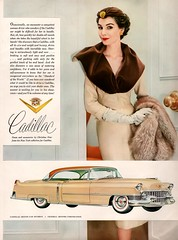 Cadillac '55 (jerkingchicken) Tags: largecar vintagecar 1955