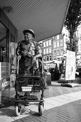 walker (petdek) Tags: walker street people elderly