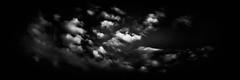 Moody (HeavenridgeFilms) Tags: sony a7rii rokinon 85mm t15 cine ds schneider super cinelux 2x anamorphic cinema sky clouds moody tunnel bw