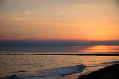 Sunset (Jos Mecklenfeld) Tags: landscape landschaft landschap niedersachsen germany duitsland borkum meer deutschland sea zee northsea beach strand noordzee nordsee sunset zonsondergang sonnenuntergang selp1650