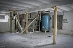 ik3 (urbex66400) Tags: mill abandoned urbex urban urbex66400 building verlassen indoor buliding mlyn poland polska sony a550 opuszczone opuszczony exploration