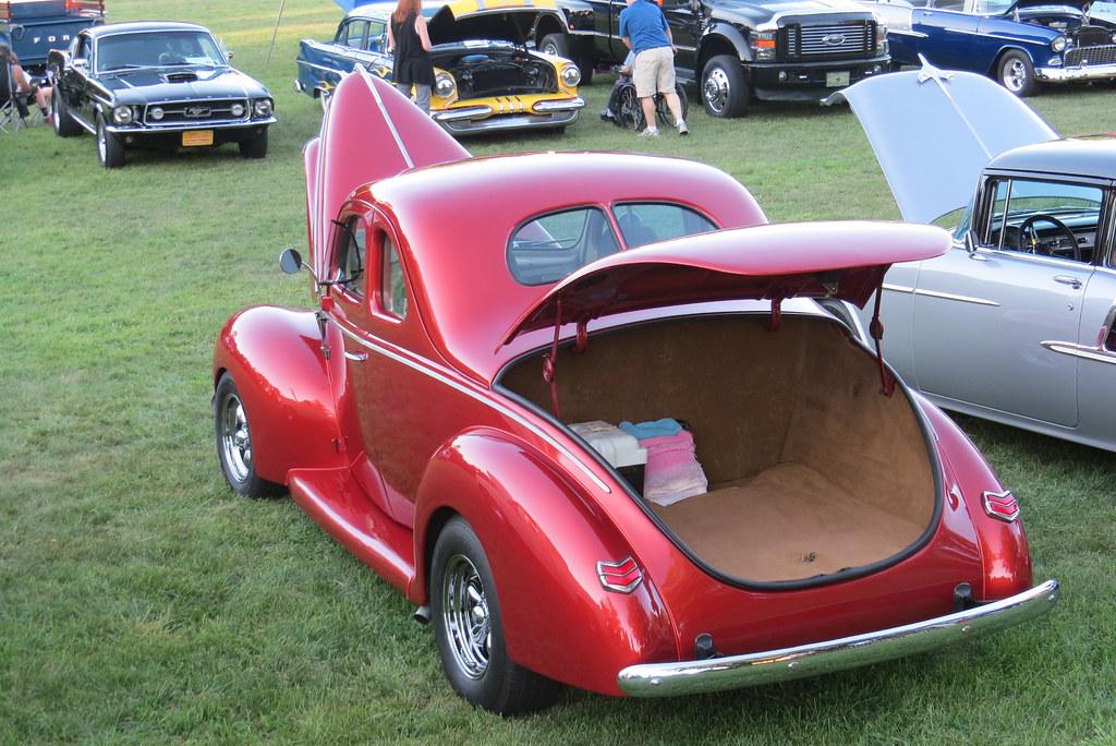 Trappe Vfw Car Show