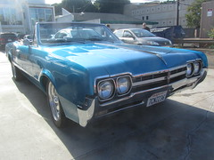 Oldsmobile Convertible - 1967 (MR38.) Tags: oldsmobile convertible 1967