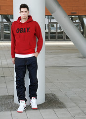 Mans Male Streetwear Fashion Model (vanes_hud) Tags: baggy jeans gstar raw bad badboy boy teenager fashion streetwear millanials millanial undercut nike sportswear sport hoodie obey trendfashion trends mad man model cute hot gay