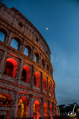 The Colosseum || Rome, Italy (anoopbrar) Tags: italy italia colosseum arhitecure buildings ancient history sunset sunrise beautifullandscape town picturesque twilight city explore artistic art hillside hills landscape blue hour building landscapephotography nature outdoor night long exposure longexposure dusk citylights architecture urban travel sky sunlight travelphotography cities rome
