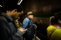 (rafa.sa) Tags: metr subway retrato portrait streetphotography fotografiaderua remirar s brasil brazil sopaulo sp