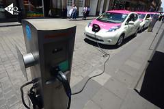 Taxi_Electrico (IzqMx1) Tags: transporte limpio ecologia taxi medioambiente cdmx ciudad publico limpieza taxielectrico ecologico energia