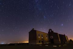 Cielo en movimiento (Enrique Garcia Polo) Tags: ermita nava estrellas navadelrey persidas concepcin nocturna castillaylen espaa es