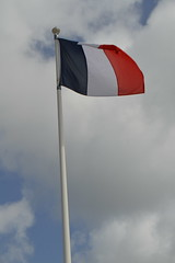 The flag of France flying at Collectivité de Saint-Martin France French side of the island of Saint Martin FWI French West Indies (RYANISLAND) Tags: france french saintmartin stmartin saint st collectivity martin collectivityofsaintmartin collectivité collectivitédesaintmartin marigot frenchcaribbean frenchwestindies thecaribbean caribbean caribbeanisland caribbeanislands island islands leewardislands leewardisland westindies indies lesserantilles antilles caribbees