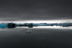 Ice Cube (Marshall Ward) Tags: jkulsrln iceland ice icebergs icebeach landscape glaciallake glacier marshallward nikond800 afszoomnikkor2470mmf28ged 2015 stormyskies stormapproaching
