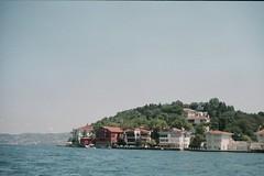 Anatolia (astroidceyhun) Tags: analog kodak retinette film fujifilm colored sunrise bosphorus istanbul