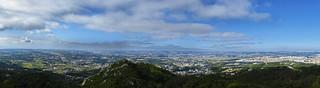 Panoramica desde Palacio da Pena Sintra