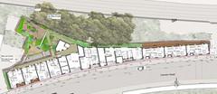 Davis Landscape Architecture Iverson Road Rendered Plan (London Landscape Architects) Tags: landscape architecture architect visualisation design render plan