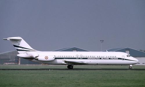 DC-9 Italy
