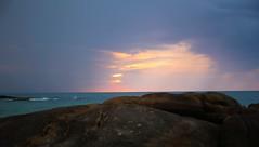 IMG_2041 (AndyMc87) Tags: thailand lak beach sunset rock clouds rain khao occean wave brandung meer canon 6d 28 2470 horizont