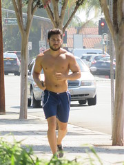 IMG_3064 (CAHairyBear) Tags: men man hom homme hombre uomo shirtless
