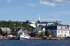 Nimbus Aviation Grumman G-111 (HU-16C) Albatross N51ZD (jbp274) Tags: 52b greenvilleseaplaneflyin greenville mooseheadlake flyin seaplane airplanes lake water grumman g111 hu16 albatross