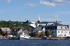 Nimbus Aviation Grumman G-111 (HU-16C) Albatross N51ZD (jbp274) Tags: 52b greenvilleseaplaneflyin greenville mooseheadlake flyin seaplane airplanes lake water grumman g111 hu16 albatross