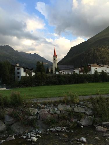 Galtür Dorf