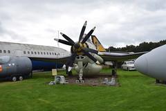 XL497 Fairey Gannet AEW.3 (graham19492000) Tags: dumfriesgallowayaviationmuseum aviationmuseum museum xl497 fairey gannetaew3