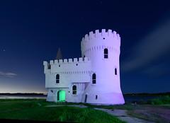 Fisherman's Castle (Nocturnal Kansas) Tags: night nocturnal fullmoon nocturnalkansas castle irishbayou louisiana lightpainting flashlight led1 protomachines