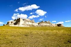 Castle Rock (BreWTus2004) Tags: rock outdoor prairie nebraska