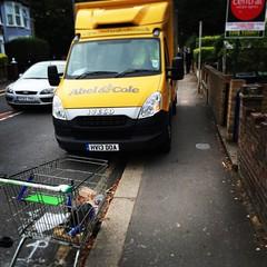 So Walthamstow (krisR99) Tags: groceries trolley supermarket gentrification walthamstow