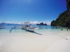 El Nido (lucinemagand) Tags: el nido palawan philippines ocean boat