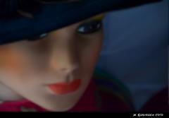 Illusion (H. Eisenreich) Tags: face hat nikon gesicht doll expo lips hut ausstellung puppe lippen eisenreich