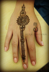 Quick party design (Hiral Henna) Tags: party design pattern henna mehendi hina quick mehndi sangeet mendhi shah heena mehandi hiral mhendi