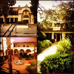 Hello Sunnydale! (SuperSamPhotography) Tags: square highschool squareformat beverlyhills josswhedon buffy sunnydale redondo 90210 hefe torrance sarahmichellegellar westbeverly iphoneography instagramapp uploaded:by=instagram foursquare:venue=4f904ea9e4b04e1744ae1985