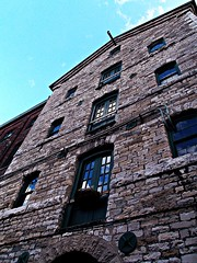 Distillery District (Haseef Agha) Tags: old city urban toronto ontario canada brick art tourism beauty artistic district bricks center historic well preserved distillery attraction on the