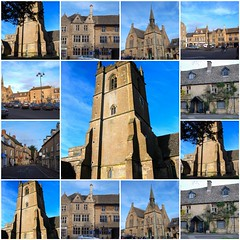 Stow-on-the-Wold - An Historic Cotswold Market Town (antonychammond) Tags: england church fdsflickrtoys gloucestershire markettown stowonthewold cotswoldhills coth supershot cotswoldstone postinghouse anticando rememberthatmomentlevel1