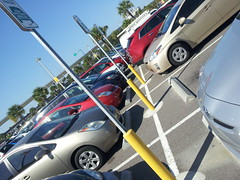 High Efficiency Vehicle Parking Only (apalapala) Tags: ikea tampa florida prius toyota fl helo generation2 generation3