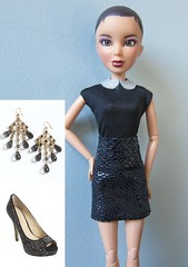 Project Project Runway - The Finale - Rock (katbaro) Tags: doll sewing projectrunway ppr dollclothes projectprojectrunway