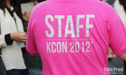 KCON '12 Daytime