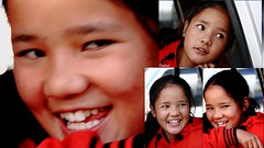 My Special Friend !!! (Rambonp love's all creatures of Universe.) Tags: school wallpaper portrait india girl smile face collage kids canon hair happy kid eyes child happiness human innocence leh jk childcare laddakh paradice specilachils