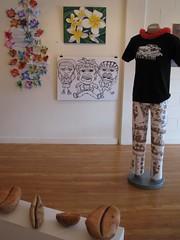 Install shot (Fresh Gallery Otara) Tags: visualarts artsale otara southauckland pacificart