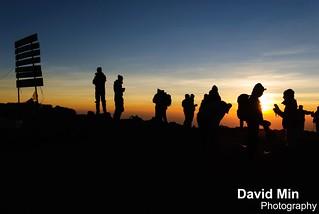 Kilimanjaro Summit, Tanzania - Uhuru Peak (5 895m) @Sunrise