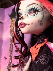 Skelita Calaveras - Scaris City of Fright monster high doll mattel (super.star.76) Tags: city monster high doll calaveras mattel fright 2012 2013 scaris skelita