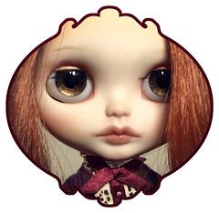 Maud, little redhead