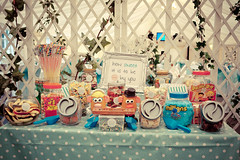 Grant & Sam's Retro Wedding - Saturday 25 August 2012 (grantandsam) Tags: from old school our wedding childhood mix candy mr head n retro potato sweets buffet pick mrs sweety featuring